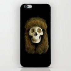 Northern Skull iPhone & iPod Skin