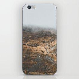 Death Road, Bolivia II iPhone Skin