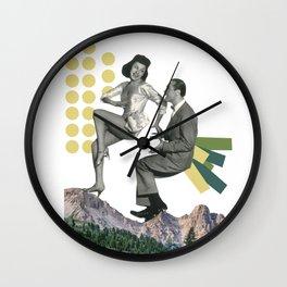 prova a prendermi Wall Clock