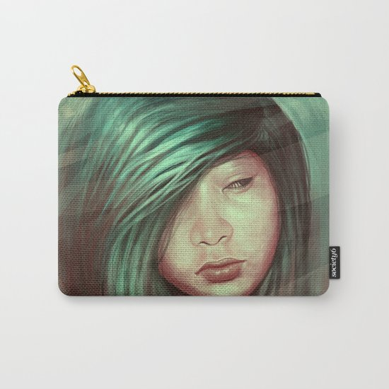Deep Thoughts Carry-All Pouch