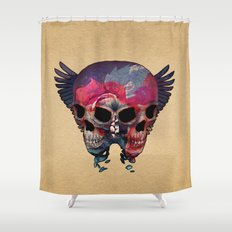 The Falling Shower Curtain
