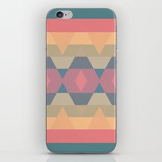 Navajo 3 iPhone & iPod Skin