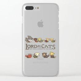 LOTC Clear iPhone Case