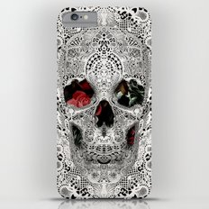 Lace Skull Light Slim Case iPhone 6 Plus