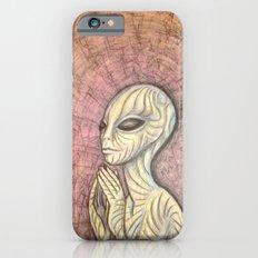 Alien Prayer iPhone 6s Slim Case