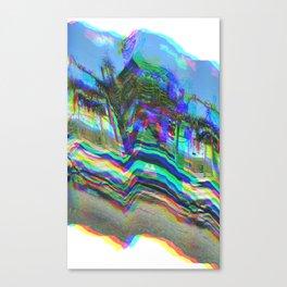 Gl Canvas Print