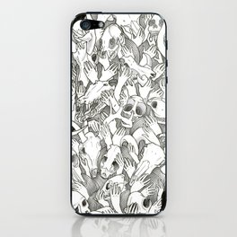 Dead Locks iPhone Skin