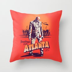 No Place Like it! Throw Pillow