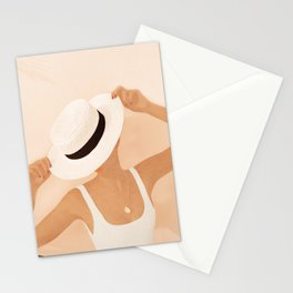 Summer Heat III Stationery Cards