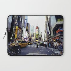 NYC Life Laptop Sleeve