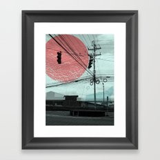 Costa Rica 4 Framed Art Print