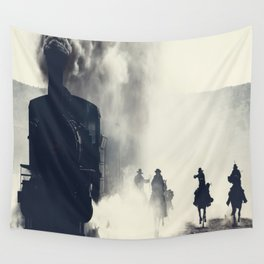 lone ranger movie Wall Tapestry
