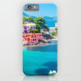 Kefalonia Island, Greece iPhone Case
