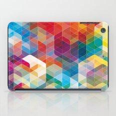 Cuben Curved #5 iPad Case