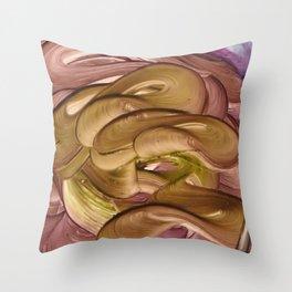 Terminus Throw Pillow