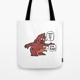 Yuge Prick Tote Bag