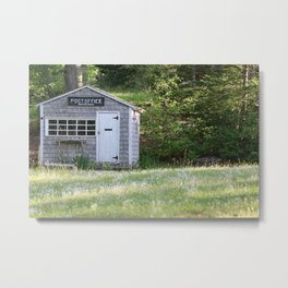 Lost Touch Metal Print