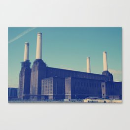 Battersea Power Station 3 Canvas Print