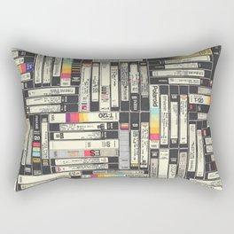 VHS II Rectangular Pillow