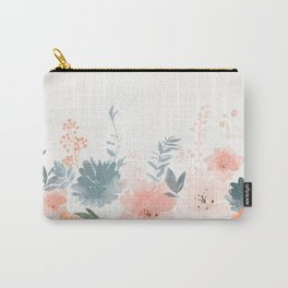 Blushing Spring Carry-All Pouch