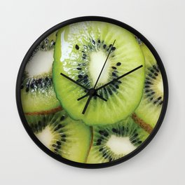 Kiwi Party Wall Clock
