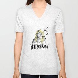 Birdman Unisex V-Neck