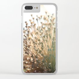The Point Is.... Clear iPhone Case