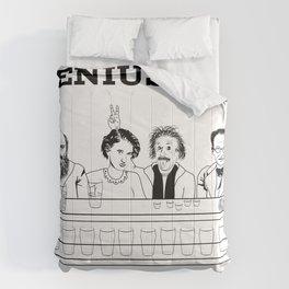 Genius Bar Comforters