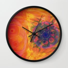 Colorision Wall Clock