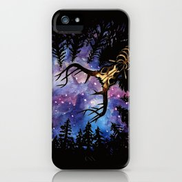 Wendigo iPhone Case