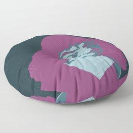 Rene Descartes Floor Pillow