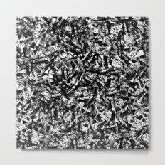 Blotch Metal Print