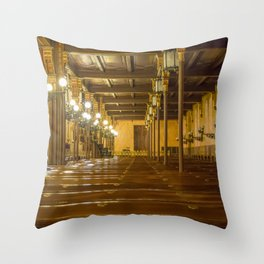 Shalom. Throw Pillow