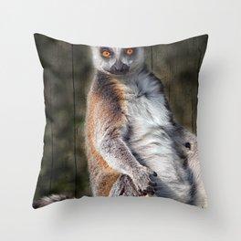 The Hypnotist Throw Pillow
