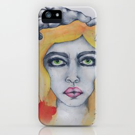manipulated iPhone Case