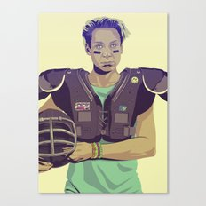 80/90s - Brie... Canvas Print
