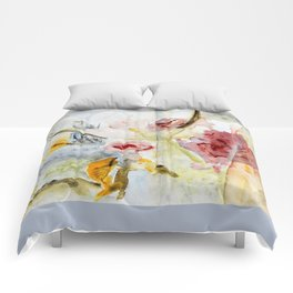 fragmented view Comforters