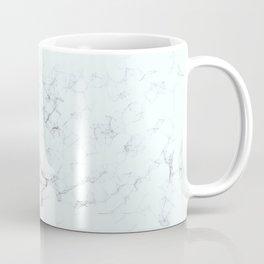 Gradient Triangle Print Coffee Mug