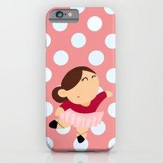 little ballerina Slim Case iPhone 6s