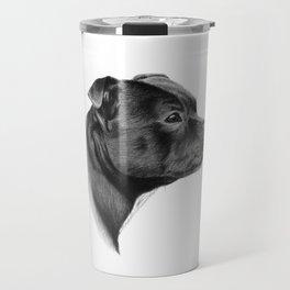 Staffy Travel Mug