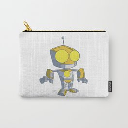 Chibi Robot Carry-All Pouch