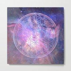 Sacred Geometry 9 Metal Print