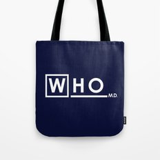 WHO MD Tote Bag