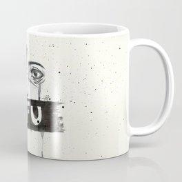 Silencer Coffee Mug