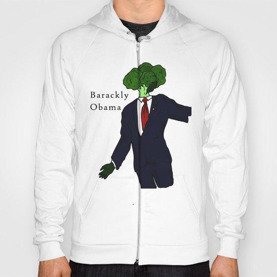 Barackly Obama Hoody