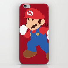 Mario(Smash) iPhone & iPod Skin