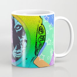 SPACE TIGER ASTRONAUT Coffee Mug