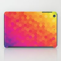 honeycomb iPad Cases featuring honeycomb by snja