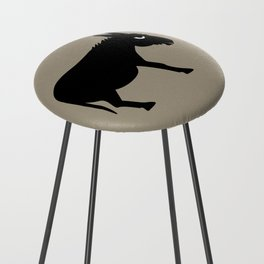 Angry Animals: Bad Ass Donkey Counter Stool
