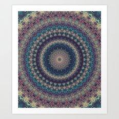 Mandala 433 Art Print